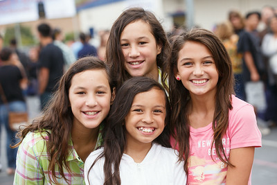 RCS Back to School BBQ - August 18, 2014