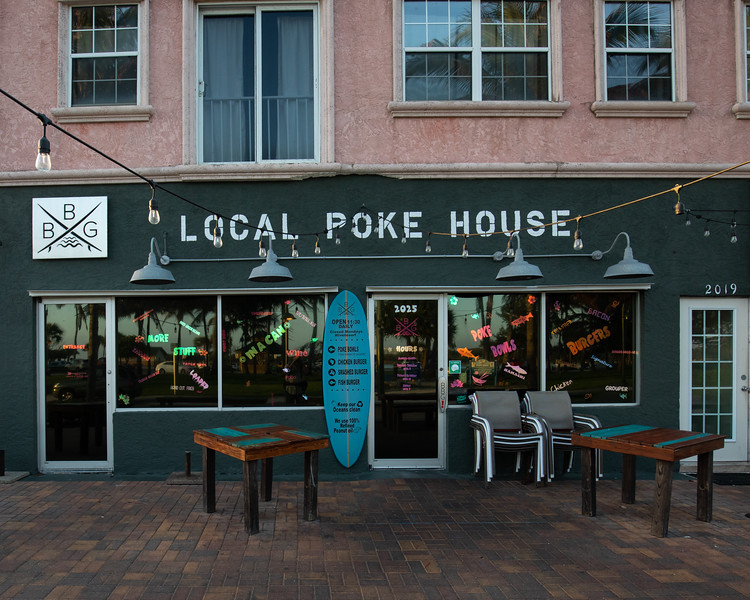 Poke House -  Ft Pierce FL