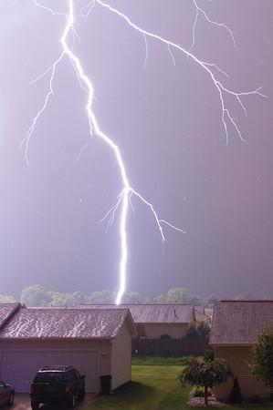 August Lightning 2007