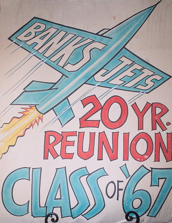 Banks HS 50th Reunion - Class of '67