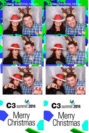 C3 Christmas Party - 5 December 2014