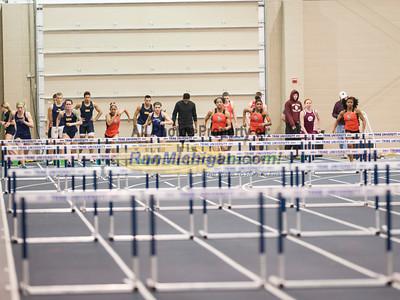 Hurdles - 2013 WHAC Indoor Championships