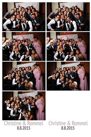 Dizon-Lau Wedding - 8.8.2015