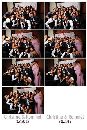 Dizon-Lau Wedding - 8.8.2015