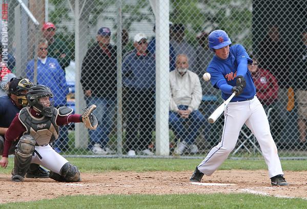 Penn Yan Baseball 5-25-13