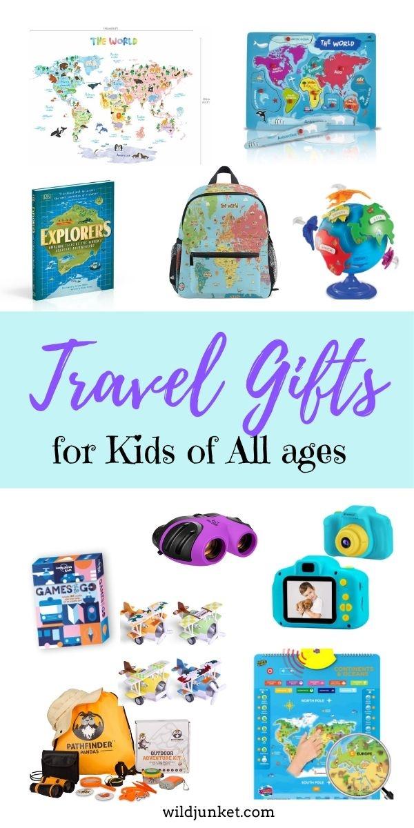 孩子们——旅行的孩子们——旅行的孩子们,买礼物的孩子们