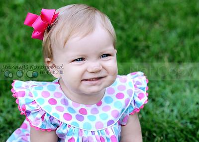 Amelia {11 months}