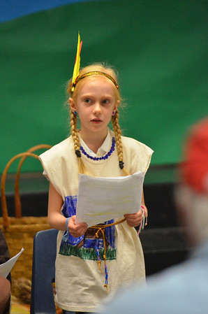 Second Grade Native American Plays