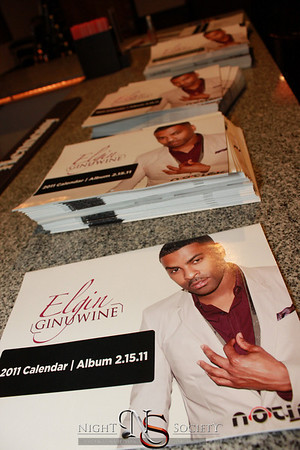 Ginuwine Album Release Party at The Loft 02-28-11