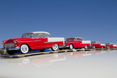 Chrome and Color:  Classic Cars