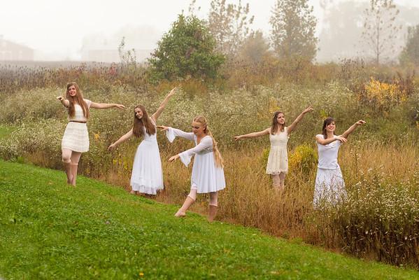 En Croix Ballet Seniors