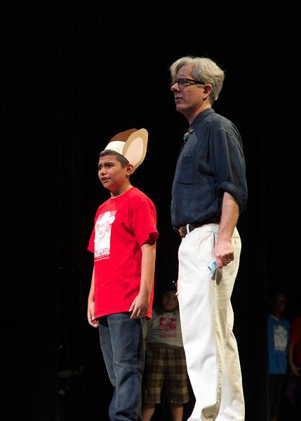 2013 UT Children's Shakespeare Festival