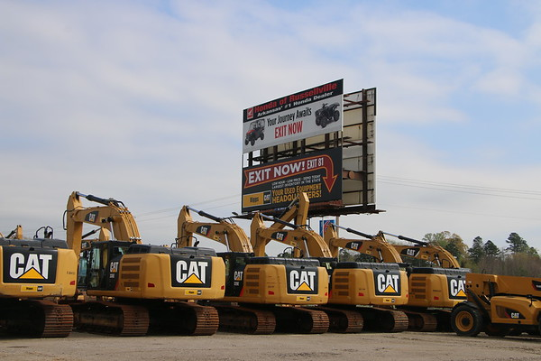 Riggs Cat - Certified Used Center