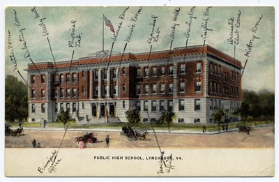Lynchburg High School