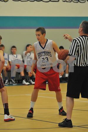 East Bay Bulldogs 9th Grade vs Rose City Spartans @ 2012 Reno - 26 May 2012