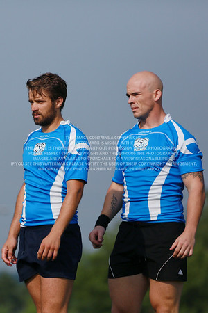 El Azul 7's of Austin Hungarians Rugby Club, The Heartland 7's Qualifier, Kansas City, July 6, 2013
