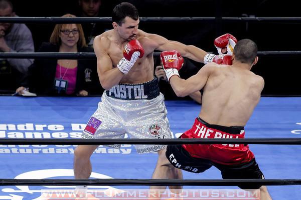 4/11/15 Viktor Postal vs Jake GIURICEO
