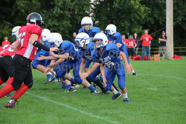 7-8th football v. chadwick . 10.4.16