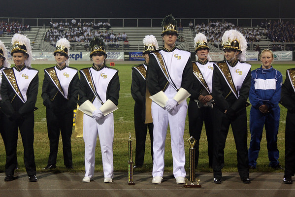Competition -Hickory HS - Sept 27th