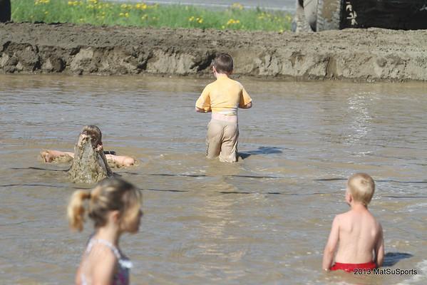 2013 Big Lake Lions Mud Volleyball