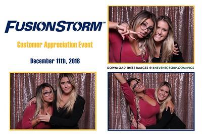 Fusion Storm Customer Appreciation Event @ Beekman Hotel