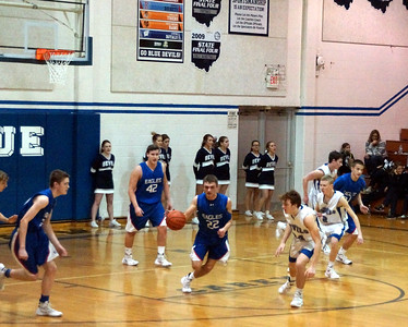 Away at Carey (JV) (2016-02-01)
