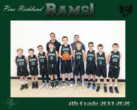 4th Basketball