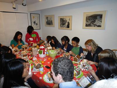 Leslie's Gingerbread Extravaganza 2010