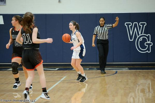 Girls Basketball JV