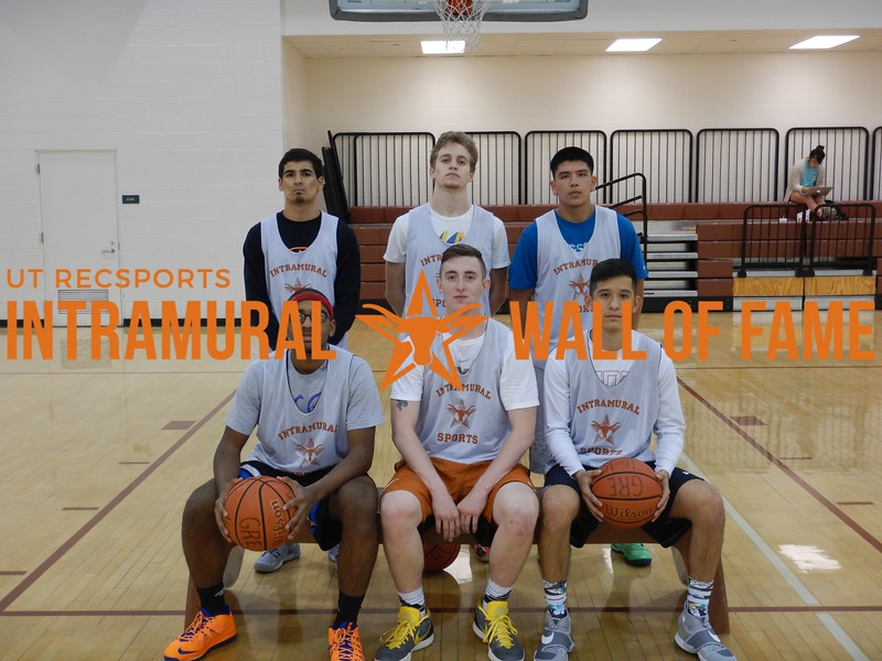 Spring 2016 Basketball White B Champion :)