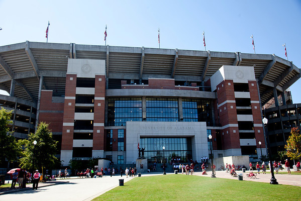 Alabama - Arkansas 2011