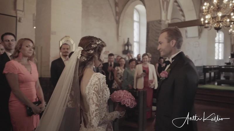 Wedding video trailer