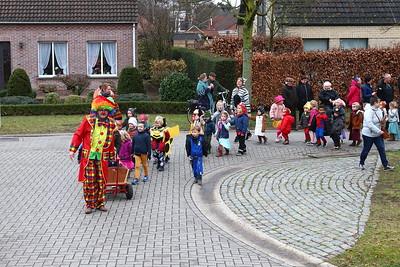 Carnavalstoet VBS Sterbos 2019
