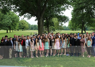 8th Grade Graduation 2015