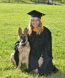Lauren Graduation University of Arkansas