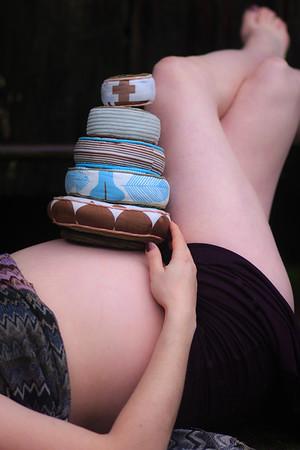 Rebecca pregnancy