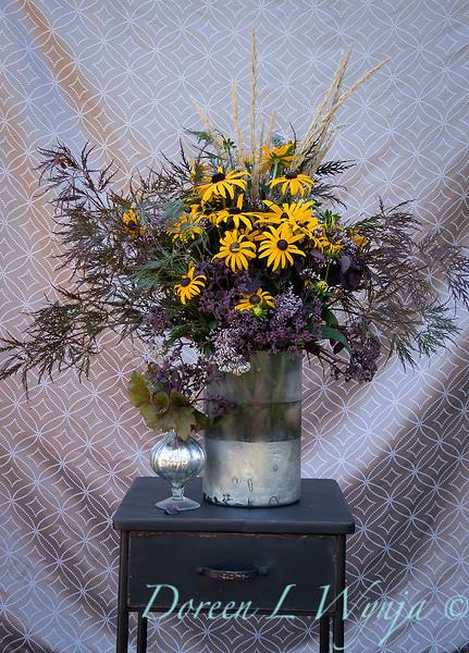 Rudbeckia fulgida var. sullivantii 'Goldsturm' arrangement_2181.jpg