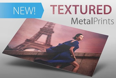 2020/10/09 NEW PRODUCT: Textured Metal
