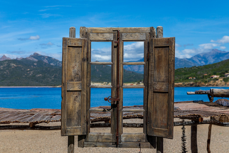 La cabane du Pêcheur (Galéria - Filosorma - Haute Corse)
