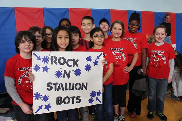 2014 Robotics Competition at Harmony