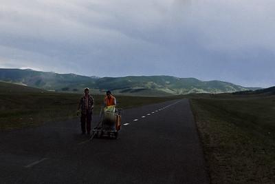 Road Center Line Painters