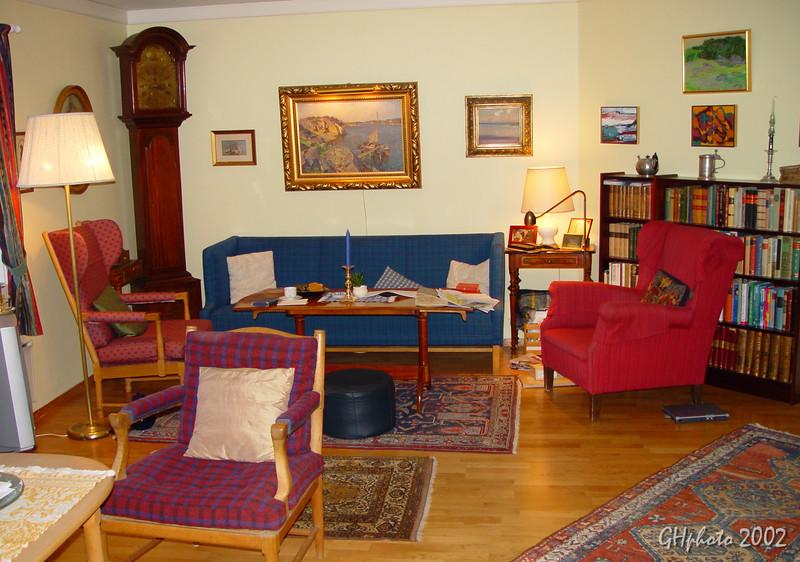 Stuen klokke på Rena mars 2002.jpg