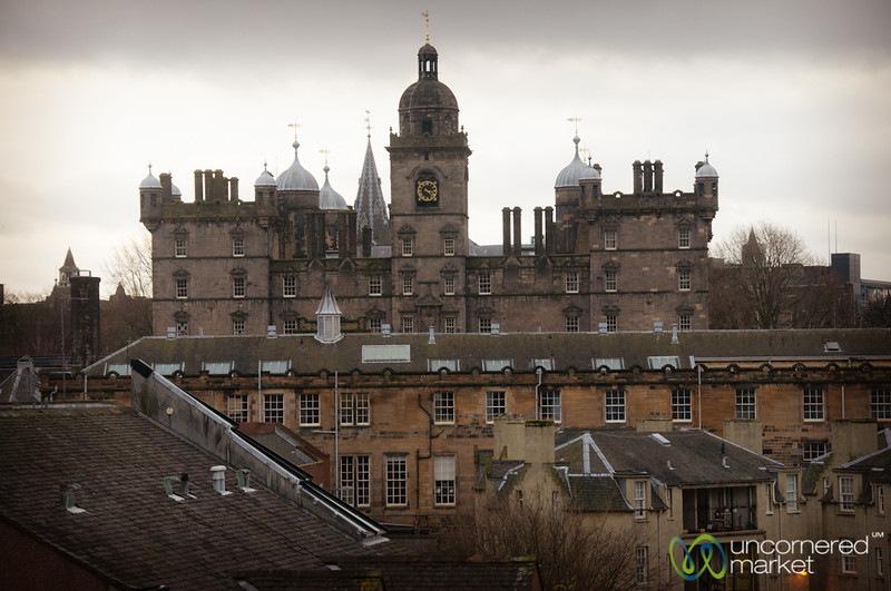 George Heriot School - Edinburgh, Scotland