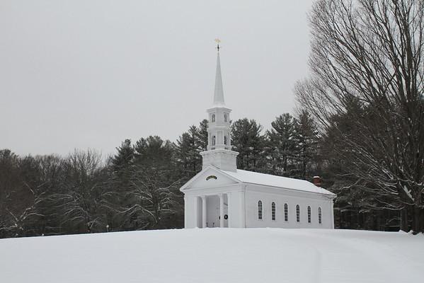 Mary Martha Chapel - 2016