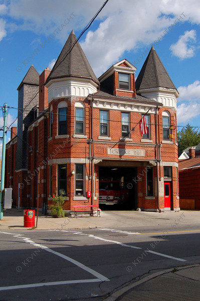 Buffalo, New York Firehouses
