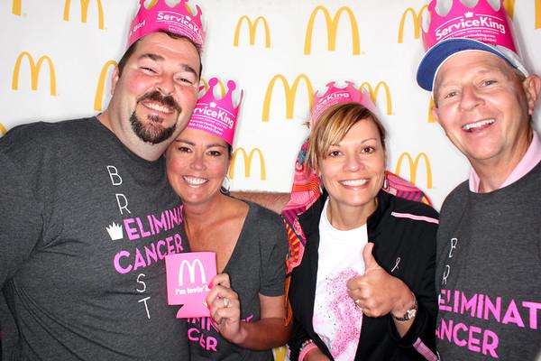 McDonald's Komen Fort Worth 15'