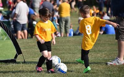 Kynley Soccer - 2016