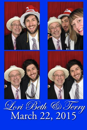 Lori Beth and Terry's Wedding