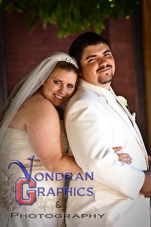 Amanda and Andrew