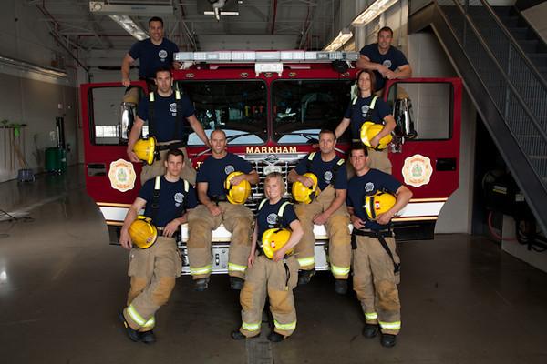 Markham Firefighters
